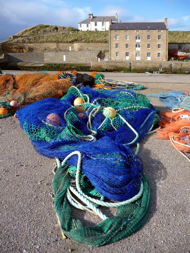 Burghead nets