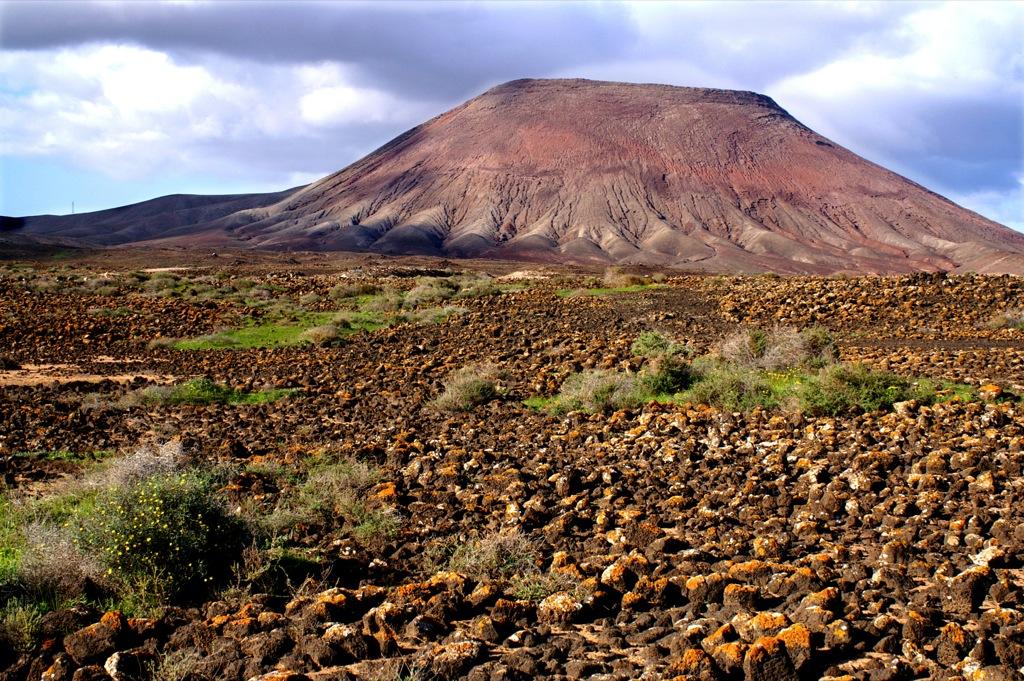 Volcanic landscape #2, Fuerteventura