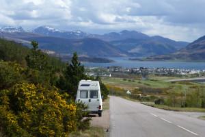 View of Ullapool